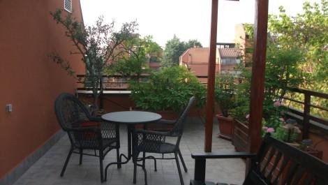 mi 3 tre locali attico terrazzi
